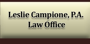 Leslie Campione P.A. Law Office